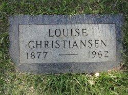 Louise Amalie <i>Lorentsdotter</i> Christiansen