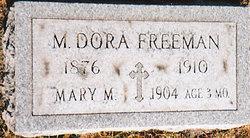 Mary Dora <i>Laybourn</i> Freeman