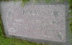 Elwyn Boly