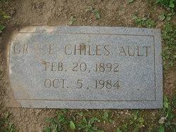 Grace <i>Chiles</i> Ault
