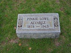 Pinkie <i>Lowe</i> Alvarez