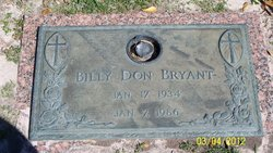 Billy Don Bryant