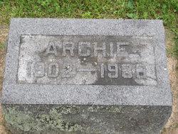 Archibald Archie Mack
