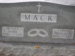 Anne M. Anna <i>Quinn</i> Mack