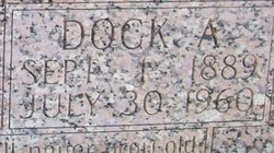 Dock A Bradshaw