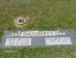 Alvin Joe A.J. Daugherty