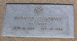 Phyllis J <i>Myers</i> Jaskiel