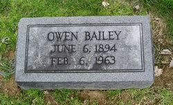 William Owen Bailey