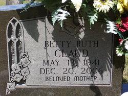 Betty Ruth <i>Claud</i> Baker