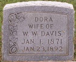 Dora <i>Vowell</i> Davis