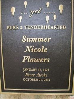 Summer Nicole Flowers