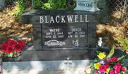 Joyce Ann <i>Smith</i> Blackwell