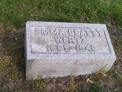Emma <i>Beatty</i> Wertz