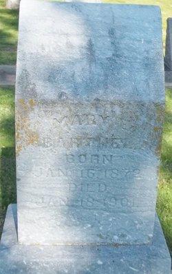 Mary Elizabeth <i>Kerr</i> Barthel