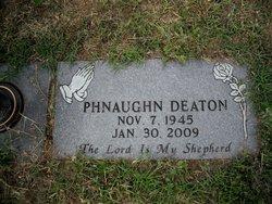 Phnaughn Kathy <i>McDaniel</i> Deaton