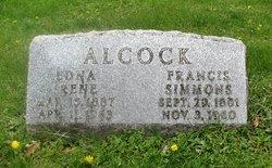 Edna Irene Alcock