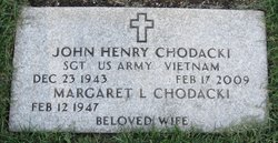 John Henry Chodacki