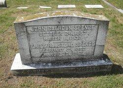 John Calhoun <i>Calhoun</i> Spence
