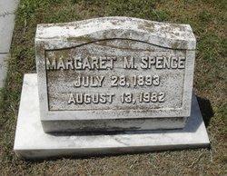 Margaret M Spence