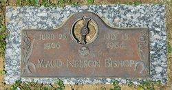 Maud M <i>Nelson</i> Bishop