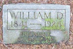 Pvt William D. Longyear