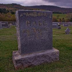 Lou Dema <i>Halsey</i> Hale