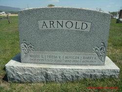 Alvilda <i>Davis</i> Arnold