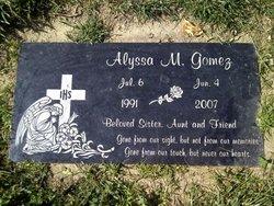 Alyssa M Raven Gomez