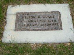 Nelson B. Adams