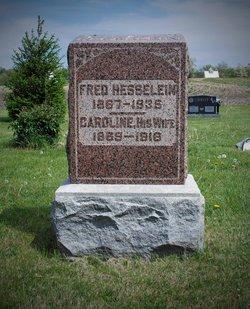 Caroline <i>Stauffer</i> Hesselein