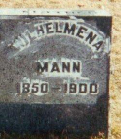 Wilhelmena <i>Turschman</i> Mann