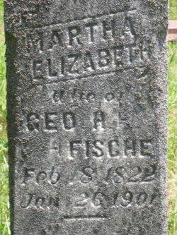 Martha Elizabeth Fische