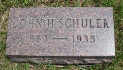 John H. Schuler
