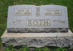 Mary Margaret <i>King</i> Roth