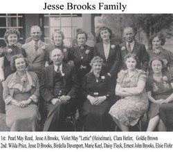 Lettie Mae <i>Heiselman</i> Brooks