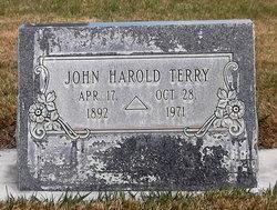 John Harold Jack Terry