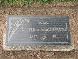 Walter A. MacPherson
