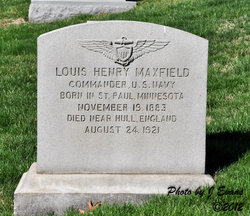 LCDR Louis Henry Maxfield