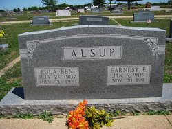 Eula Ben <i>Watson</i> Alsup
