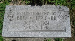 Evelyn T. <i>Reynolds</i> Carr