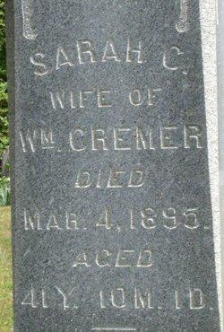 Sarah C. Cremer