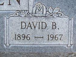 David B Allen