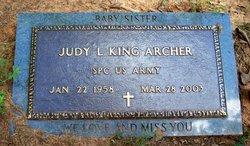 Judy L <i>King</i> Archer