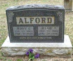 Jessie Beatrice <i>Yokley</i> Alford