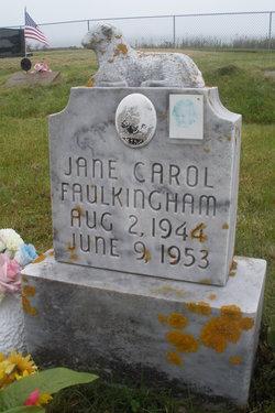 Jane Carol Faulkingham
