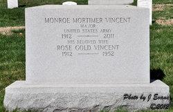 Monroe Mortimer Vincent