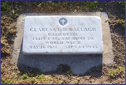 Clarence Henry Ballagh