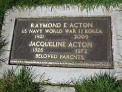 Jacqueline Acton