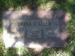 Frank Oliver Allen