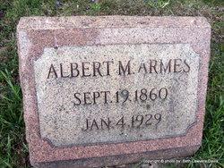Albert M. Armes